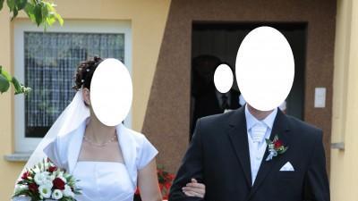 Sprzedam suknię ślubną, tanio !!