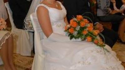 Sprzedam suknię ślubną TANIO !!