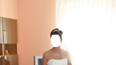 Sprzedam suknie ślubną TANIO!!