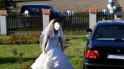 Sprzedam suknie ślubną tanio!