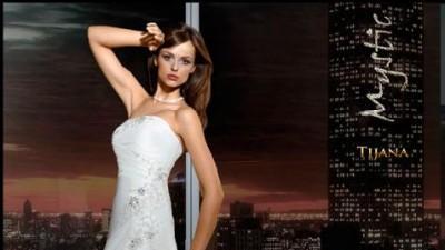 Sprzedam suknię ślubną Tijana r.38