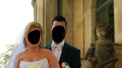Sprzedam suknię ślubną Urszula Mateja suknia 605