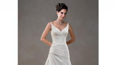 Sprzedam suknię ślubną venus bridal vn6631 wraz z welonem