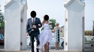 Sprzedam suknię ślubną Viola Piekut, model LEA