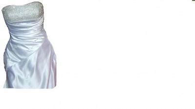 Sprzedam suknie ślubną w idealnym stanie