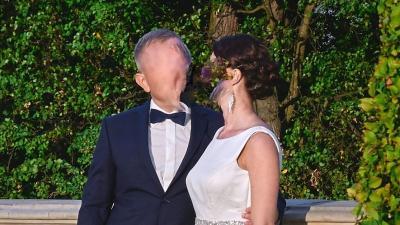 Sprzedam suknię ślubną w kolorze avory