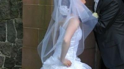 sprzedam suknię ślubną w stylu hiszpańskim /2009