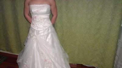 Sprzedam suknię ślubną.warto!