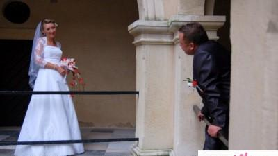 sprzedam suknię ślubną + welon+bolerko