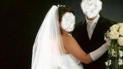 sprzedam suknie ślubną z dodatkami-TANIO