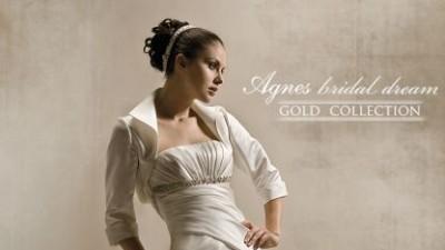 sprzedam suknie ślubną z dodatkami z salonu AGNES w Gdyni