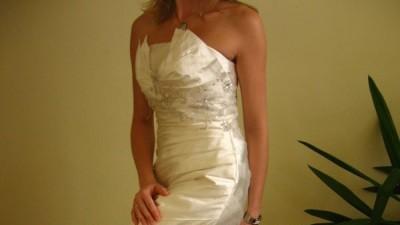 Sprzedam suknię ślubną z firmy CLASSA