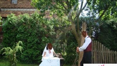 Sprzedam suknie ślubną z kolekcji 2008