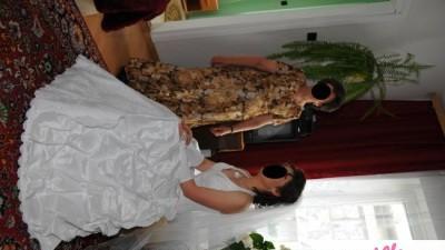 Sprzedam suknie ślubną z kolekcji 2008 roku
