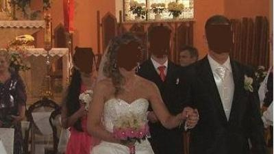 Sprzedam suknię ślubną z kolekcji 2011