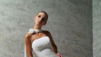 Sprzedam suknię ślubną z kolekcji Agnes 1756 w kolorze białym