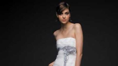 sprzedam suknie ślubną z kolekcji Mariees de Paris model Hilary 2009