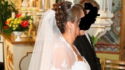 Sprzedam suknie ślubną z kolkcji Emmi Mirage, model Pompadour