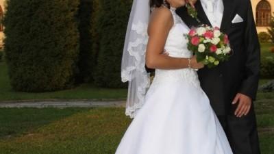 sprzedam suknię ślubną z salonu Igar rozmiar 38/40/42