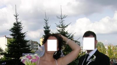 Sprzedam suknię ślubną z salonu Lissa Ferrera - Demetrios 982