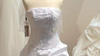 Sprzedam suknie ślubną z welonem