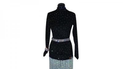 Sprzedam suknie taneczną LATIN