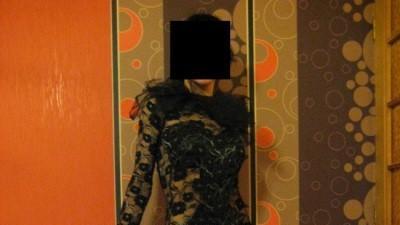 """Sprzedam suknie wieczorowa tzw. """"syrene"""""""