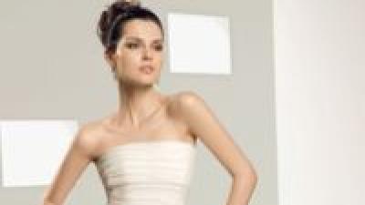 Sprzedam suknię z kolekcji włoskiej marki Elianna Moore.