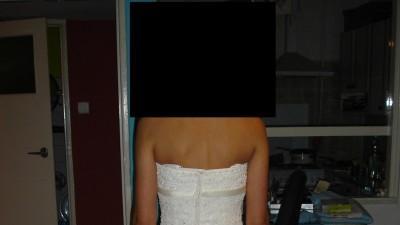 sprzedam suknie z salonu madonna