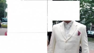 Sprzedam surdut+spodnie+kamizelka+koszula z kolekcj New Man
