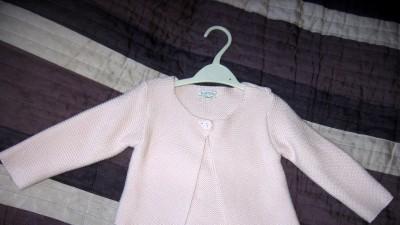 Sprzedam sweterek - bolerko IN EXTENSO rozm. 74 cm