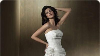 Sprzedam  tanio, piekną hiszpańską suknię ślubną firmy Atelier Diagonal!!