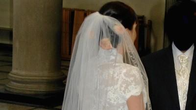 Sprzedam tanio piękną suknię ślubną