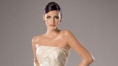 Sprzedam TANIO  śliczną suknię ślubną WHITE ONE 168
