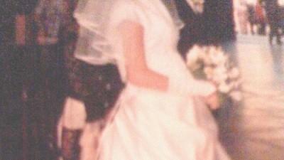 Sprzedam tanio sukienke ślubna
