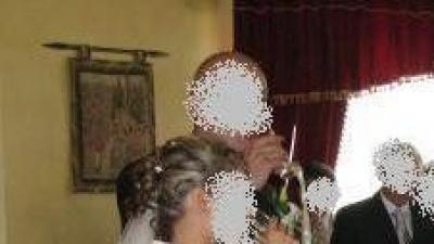 sprzedam TANIO suknię ślubną Evita-model Raya