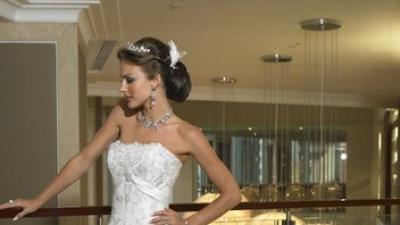 Sprzedam tanio suknię ślubną r. 38