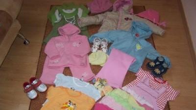 Sprzedam tanio ubranka niemowlęce