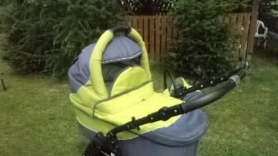 Sprzedam tanio wózek Adbor Zipp stan bdb