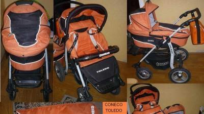 Sprzedam TANIO WÓZEK wielofunkcyjny . CONECO TOLEDO !!!