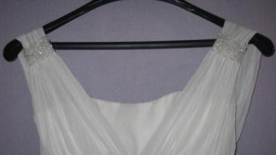 sprzedam tanio wyjątkową suknie ślubną!!!