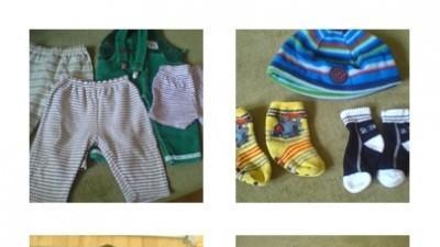 Sprzedam ubranka dla chłopca na 18 miesiecy
