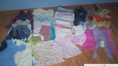 Sprzedam ubranka dla dziewczynki mega paka