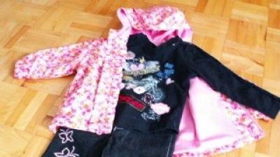 Sprzedam ubranka dziewczęce rozmiar 18-24 miesiące, stan idealny, nowe bez metki