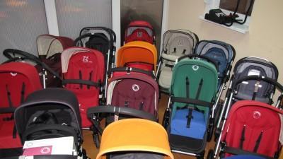Sprzedam Używany wózek Mutsy Bogaboo