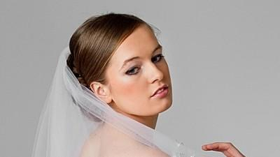 Sprzedam Welon Ślubny z kryształkami