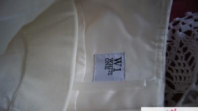 Sprzedam white one 427 lorna pronovias roz.36