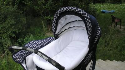 Sprzedam wózek 2-funkcyjny Nowalex