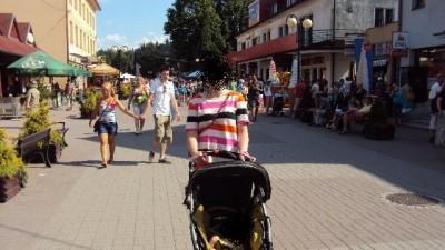 SPRZEDAM wozek 3w1 bebe confort 3(nosidełko, gondola spacerówka)