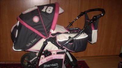 śprzedam wózek BABY ACTIV BREAKER